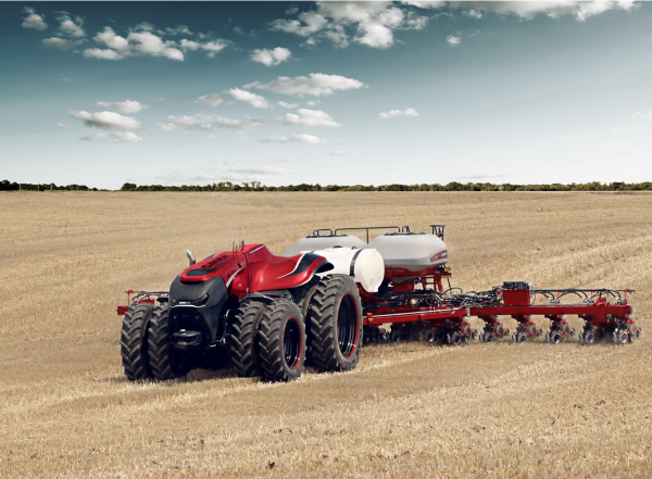 Case IH Autonomous Concept Vehicle